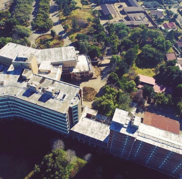 A Glimpse of Kempton Park Hospital