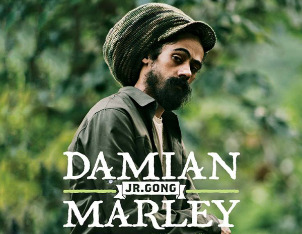 Damian Marley is Coming to Jozi!