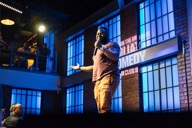 The top comedy spots in Jozi