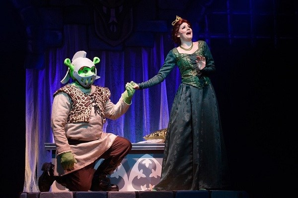 Take your kids to see Shrek the Musical