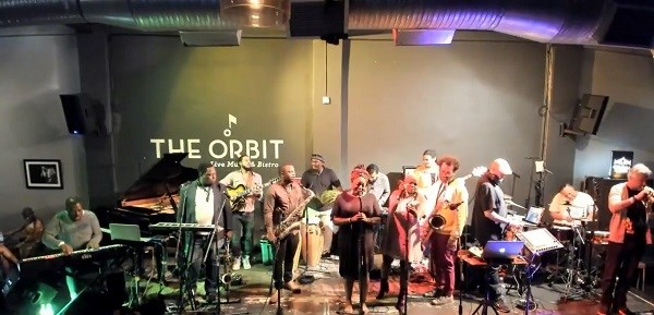 Watch the Red Bull Round Robin gig at The Orbit