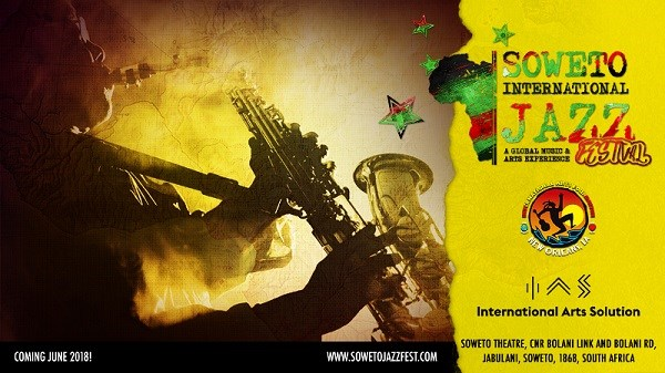 The inaugural Soweto Jazz Fest kicks off this June