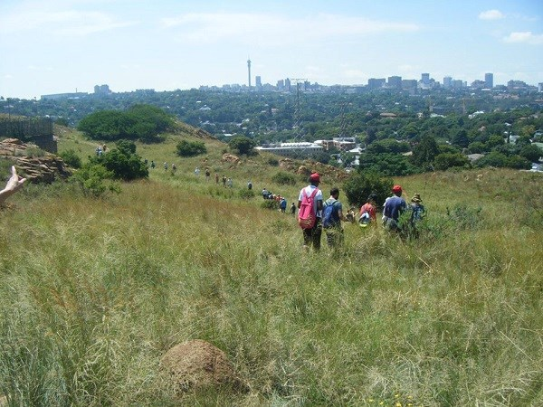 A guide to hiking in Joburg