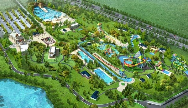 Have you checked out Jozi's newest water park?
