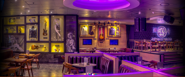 Hard Rock Cafe launches live music experience