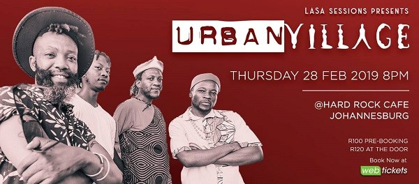 LASA Sessions presents Urban Village