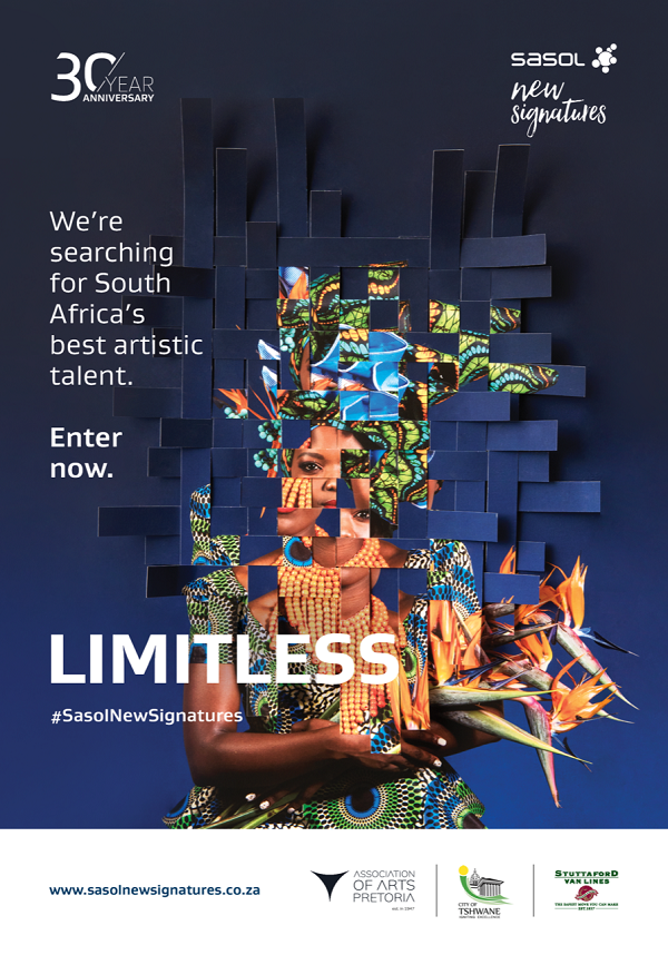 Entries now open for Sasol New Signatures 2019