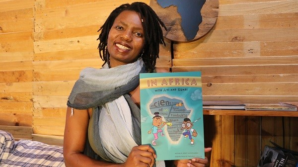 Check out this new African history book for kids