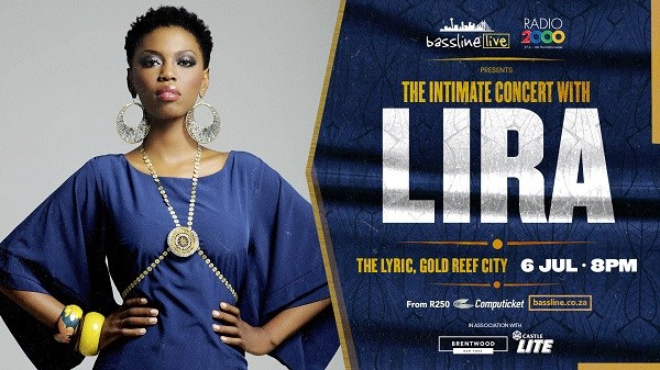 Lira to perform live at The Lyric this July