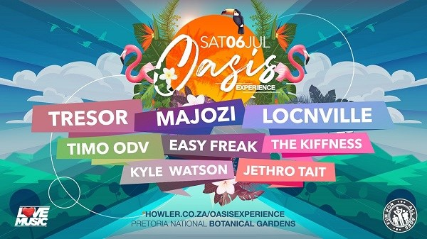 Oasis Experience comes to PTA Bot Gardens