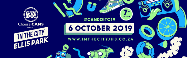 Get ready for In The City 2019