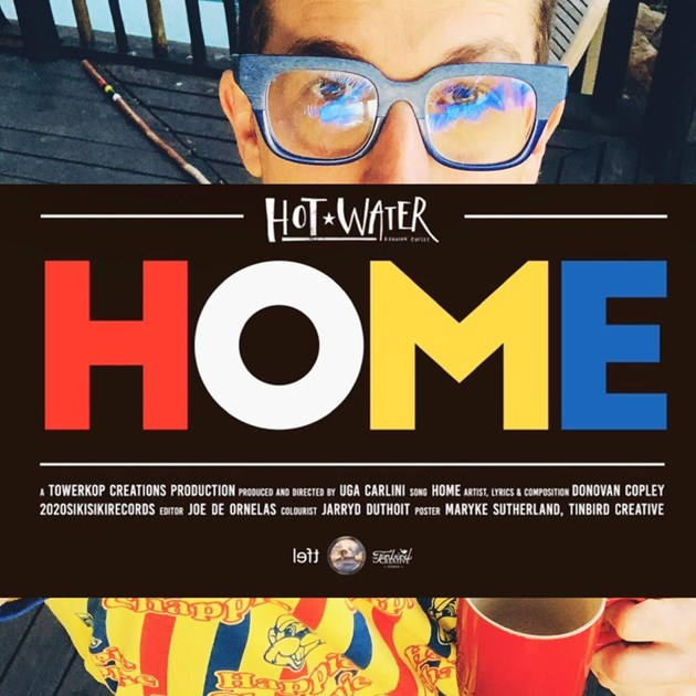 Home is Hot Water's Ode to SA
