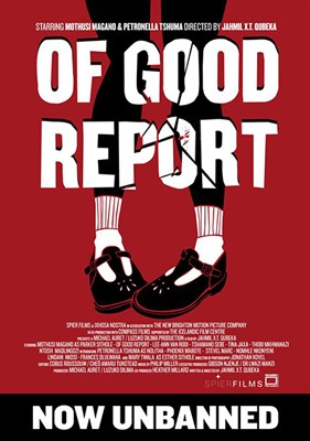 Unbanned Film 'Of Good Report' At The Bioscope
