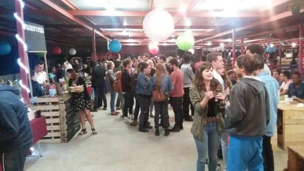 27 Boxes' Melville Night Market