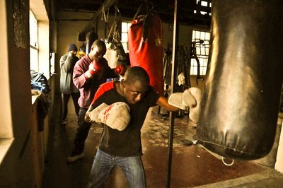 Hillbrow Boxing Club