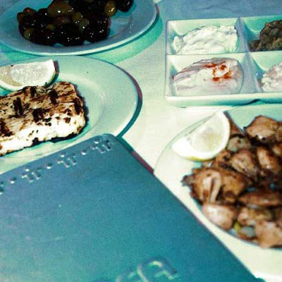 Visit Parea For True Greek Mezes