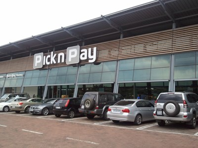 Pick N Pay On Nicol