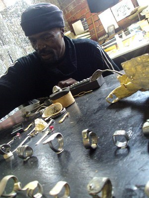 Prince Of Newtown's Jewellery Studio
