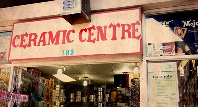 The Ceramic Centre Is Your One Stop Sex Deli
