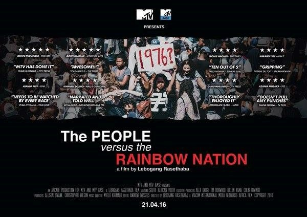 The People vs. The Rainbow Nation