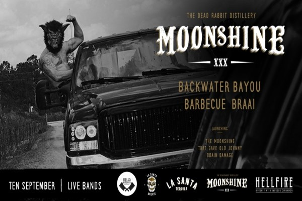 Moonshine Launch