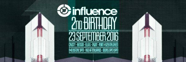 2 Years Of Influence