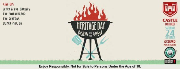 Hertitage Day: Braai With Your Brew