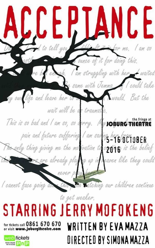 'Acceptance' at the Joburg Theatre