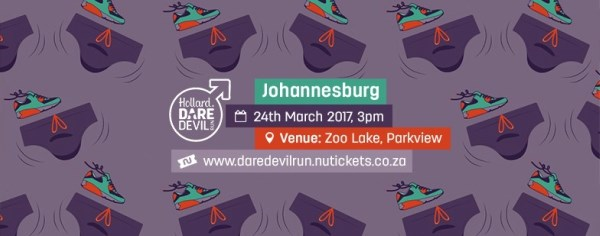 Hollard Daredevil Run 2017