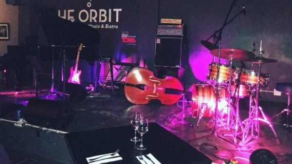 Comedy and Jazz Night in Orbit