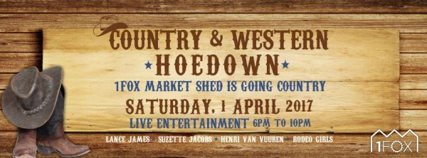 Country & Western Hoedown