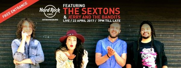 The Sextons Live