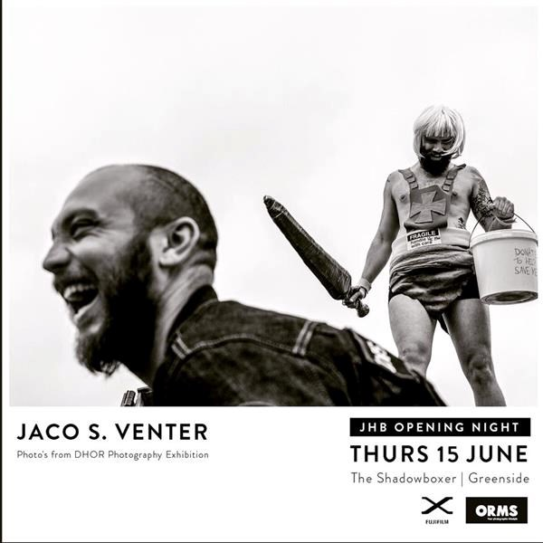 Jaco S. Venter Photo Exhibition