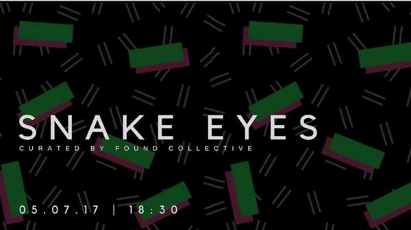 SNAKE EYES by Found collective