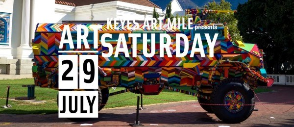ART Saturday at Keyes Art Mile