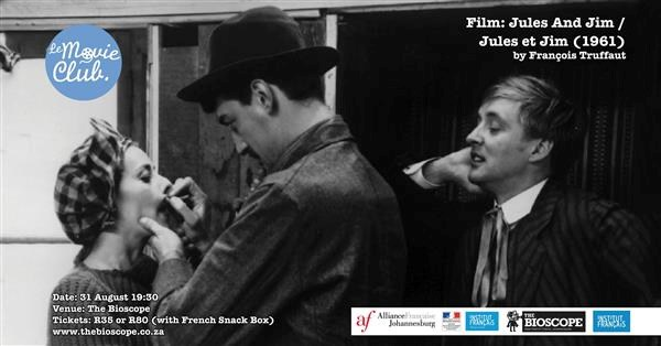 Jules et Jim at The Bioscope