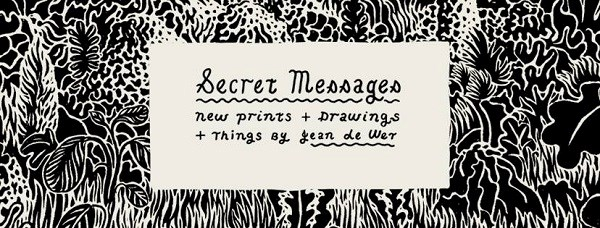 Secret Messages by Jean de Wet