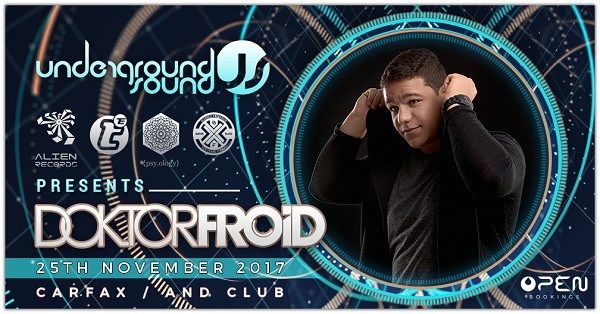 Underground Sound Indoor 2017