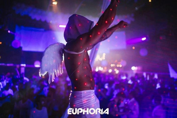 EUPHORIA – the Mile High World Tour