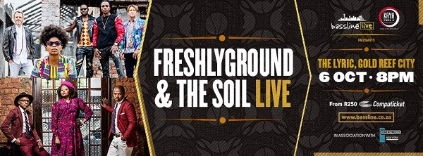Freshly Ground and The Soil
