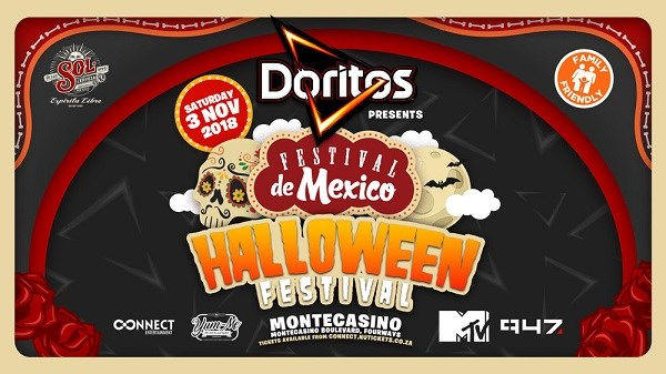 Festival de Mexico's Halloween Celebration