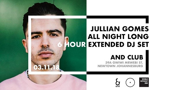 Julian Gomez: All Night Long
