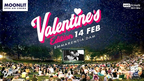 Moonlit Cinema: Valentine's Edition