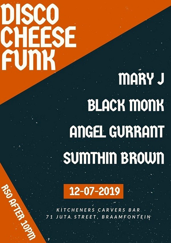 Disco, Cheese & Funk Party