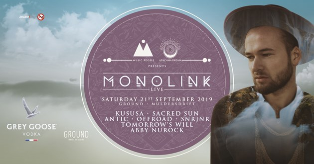 Music People and Atacama Dream Presents Monolink