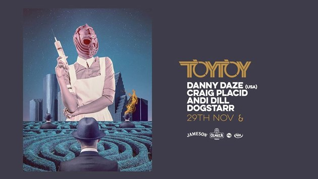 TOY TOY Ft. Danny Daze