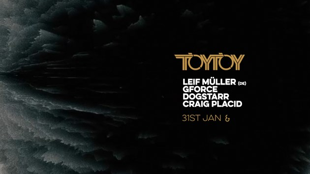 TOY TOY Ft. Leif Muller