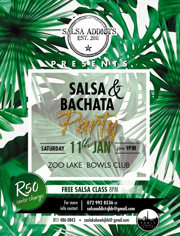 Salsa and Bachata Party