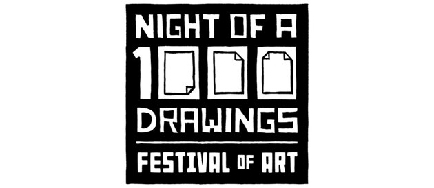 Night of a 1000 Drawings