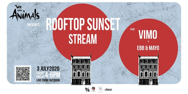 Rooftop Sunset Sessions